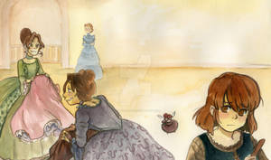 Cinderella Storybook_Page 2 and 3