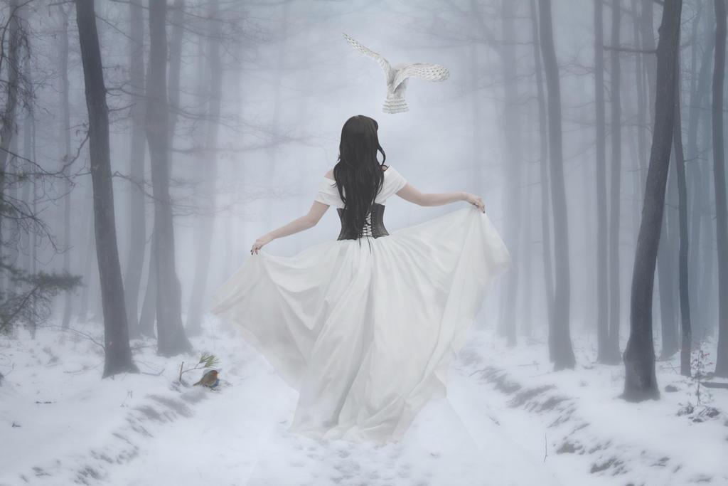 Snow by mizdestiny