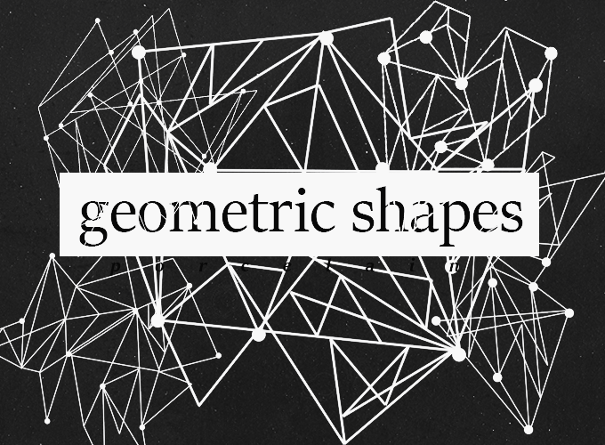 Geometric Shapes   PNG   Porcelain by ItsPorcelain