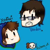Vardoc y Xoda by Xx-Bere-xX