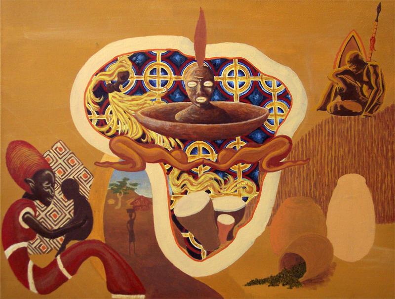Sankofa Spirit by jabalwon