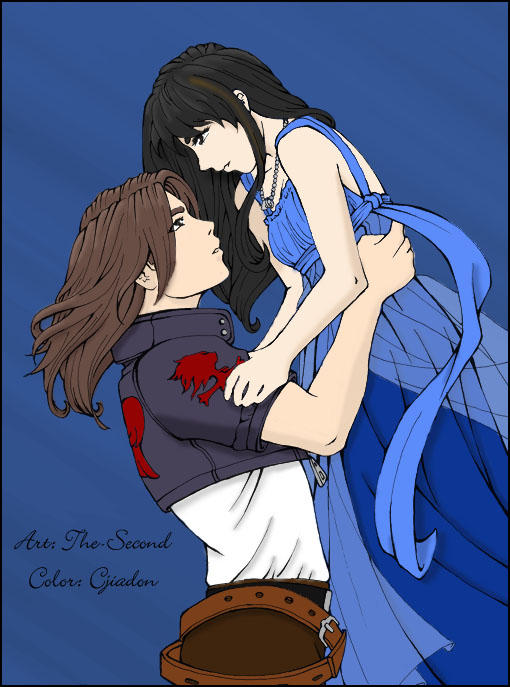 Squall And Rinoa Fanfiction Squall And Rinoa by