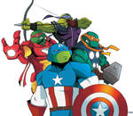 Turtles The Avengers