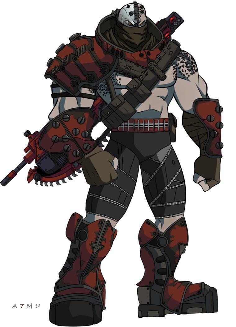 Savage Grenadier Elite by a7md93