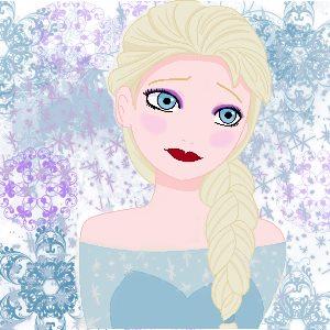 Queen Elsa by link-itasasu-freak