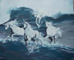 Unicorns by cryptic-rhapsody