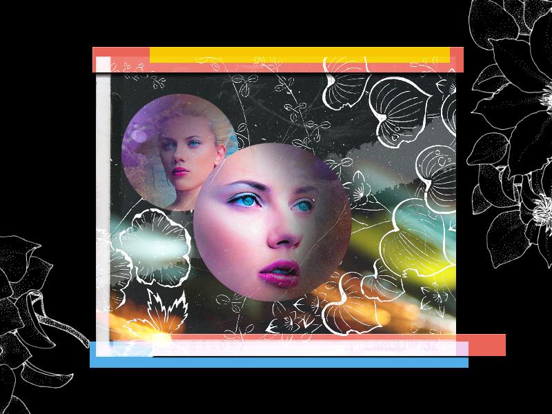 ScarlettJo Blend 2 by websparkle