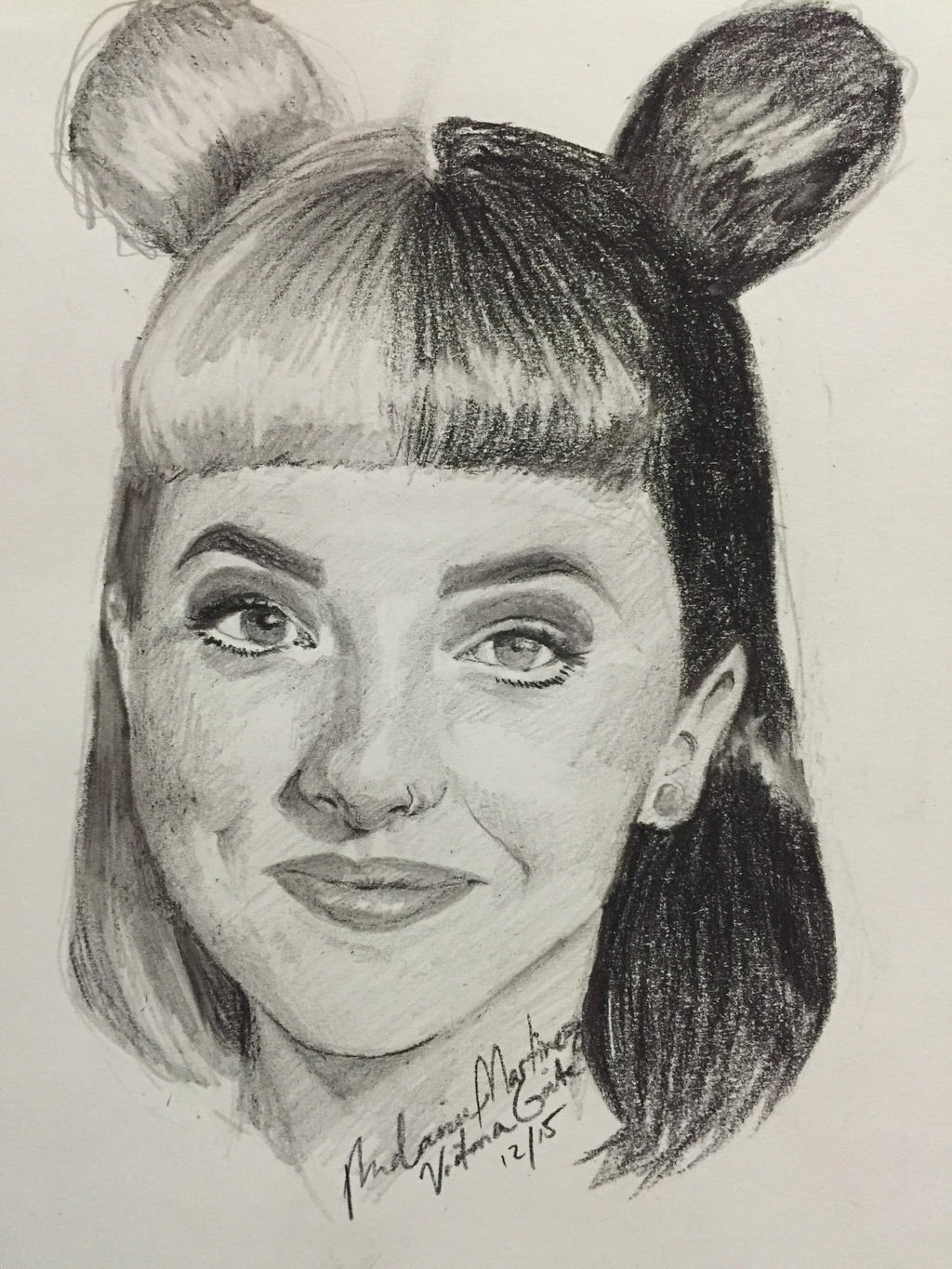Melanie Martinez By Victomynameis