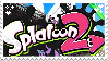 Splatoon2 Stamp by IsItFinch