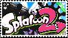 Splatoon2 Stamp by yanmas