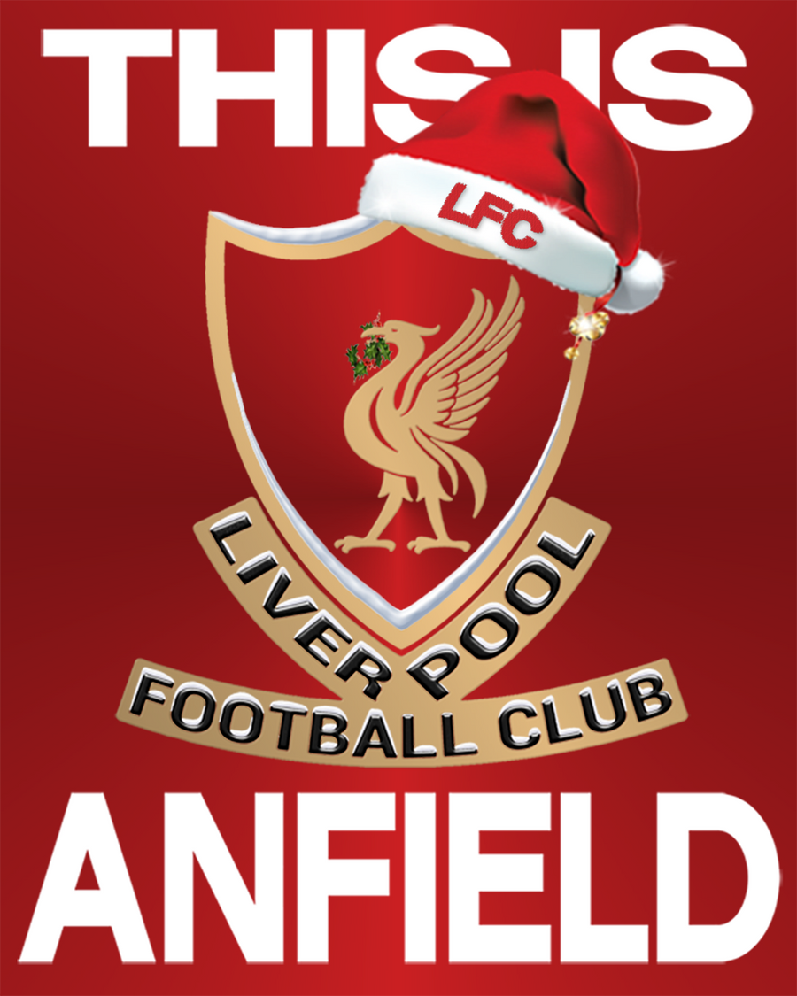 Liverpool Wallpaper: THIS IS ANFIELD (MERRY CHRISTMAS EVERYBODY) By