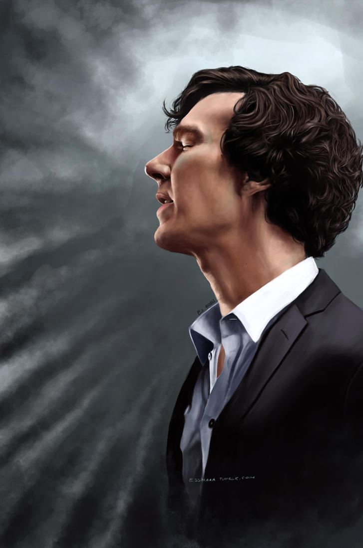 Consulting detective by essmaa