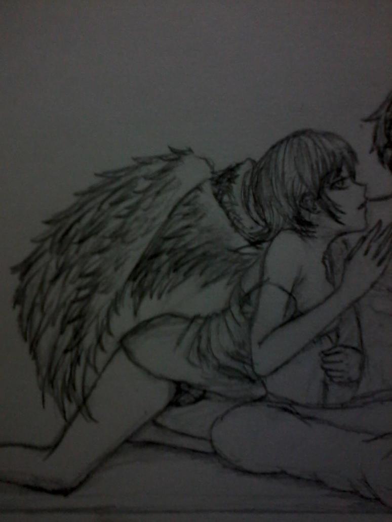 Lusty Angel by 4death-wish