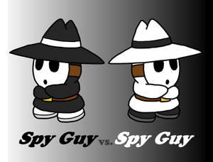 Spy Guy vs. Spy Guy