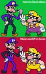 Bad Bros by SuperMurrio