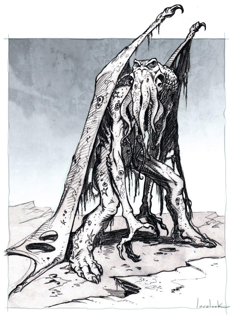Cthulhu by RyanLovelock