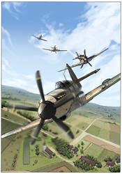 Spitfire by RyanLovelock