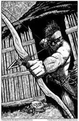 Freeway Warrior #2- Slaughter Mountain Run 1 by RyanLovelock
