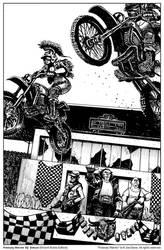 Freeway Warrior #2- Slaughter Mountain Run 2 by RyanLovelock