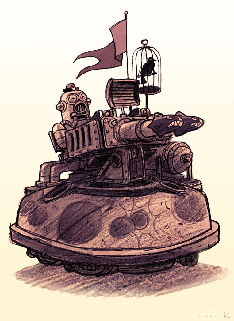Spacetoy 2 by RyanLovelock