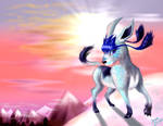 Detailed Glaceon
