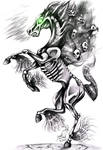Realistic Ghost The Pale Horse