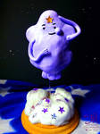 Lumpy Space Princess Sculpture by Jade-Viper