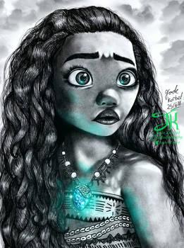 Moana by Jade-Viper