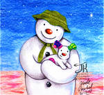 The Snowman And The Snowdog 2 by Jade-Viper
