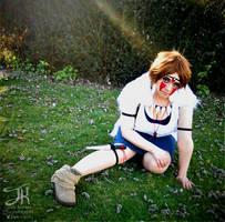 Princess Mononoke (San Cosplay)