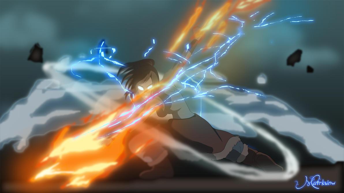 Avatar the legend of korra by matrksinw on deviantart