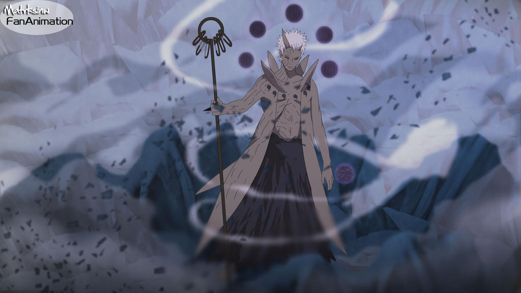 The biggest power 10 tails jinchuuriki by matrksinw