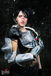 Hawke - Dragon Age II by creamelatte