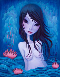 Shallow Seas by jeremiahketner