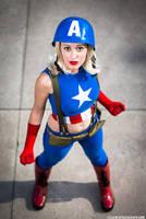 Captain America by RocknamLee