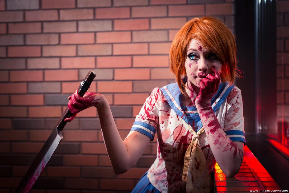 Bloody Rena by RocknamLee