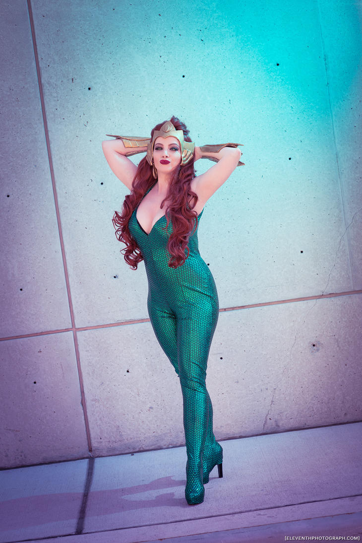 Mera is Here by RocknamLee