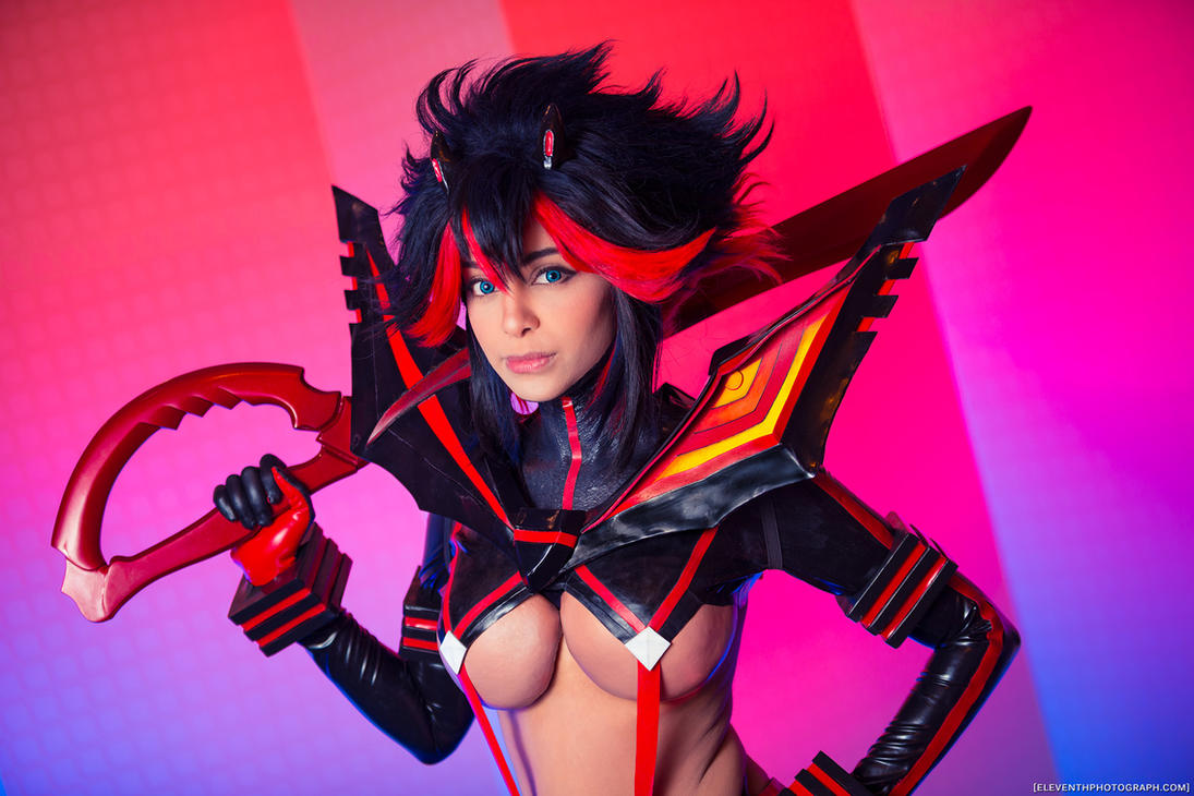 Ryuko is my Name! by RocknamLee