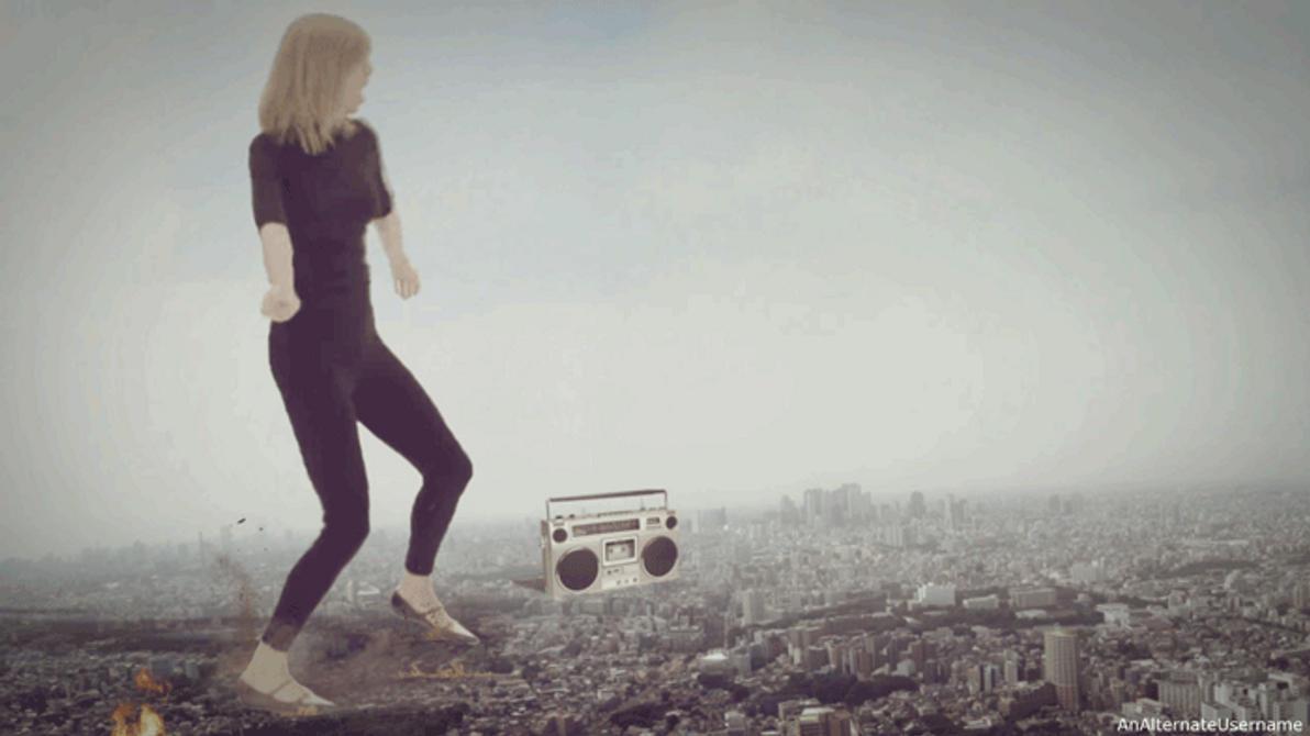 Evacuate the Dancefloor by AnAlternateUsername