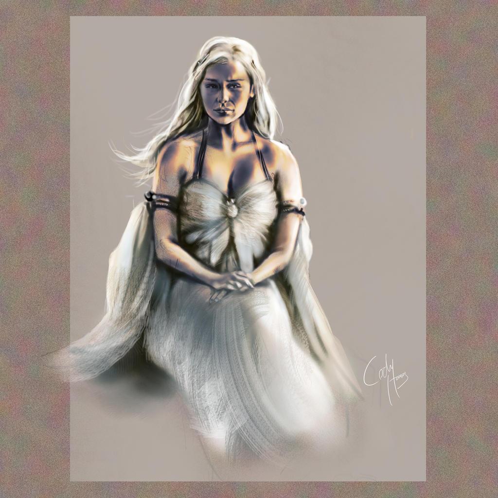 Daenerys of House Targaryen by Balkoth26