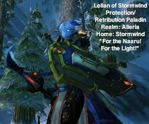 Lelian of Stormwind