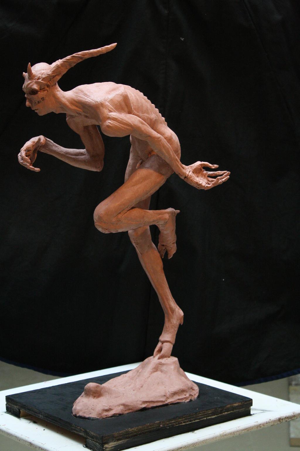 Twisted satyr by VanLogan