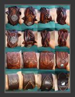Bracelet Collection by VanLogan