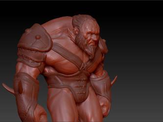 Brute sculpt by VanLogan