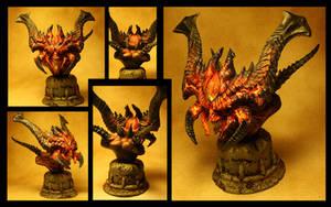 Diablo Statue by VanLogan