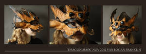 Dragon Mask by VanLogan