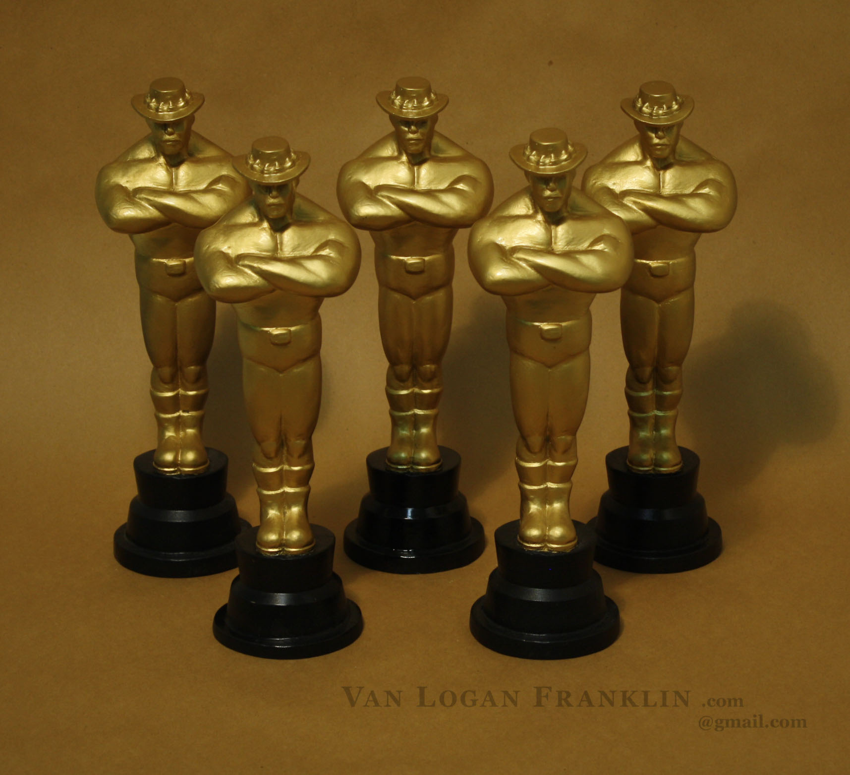 Saxxy Awards by VanLogan