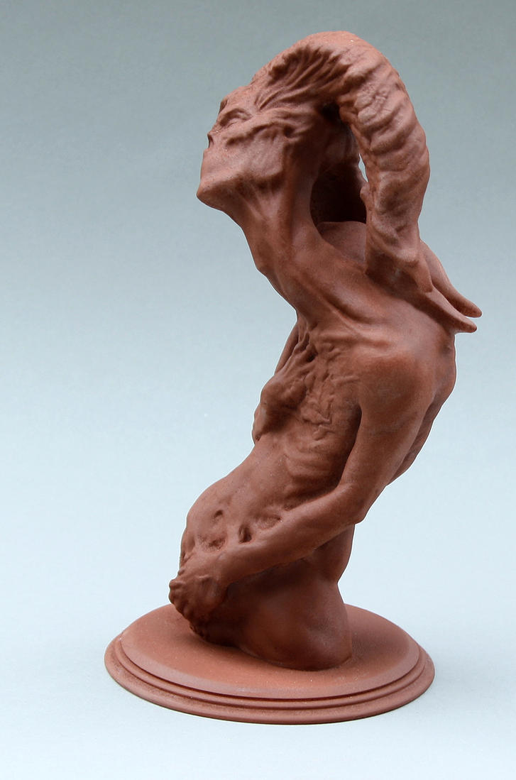Nightmare Statue (02) by VanLogan