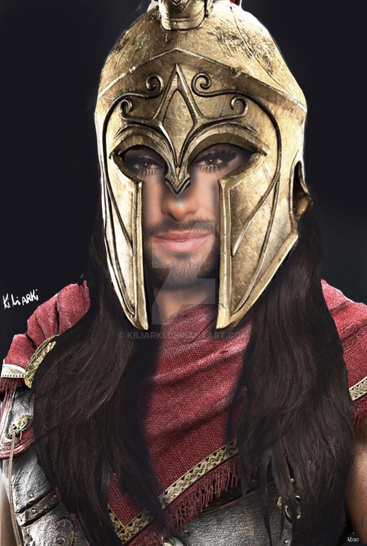 New assassins creed Hero by Kiliarki