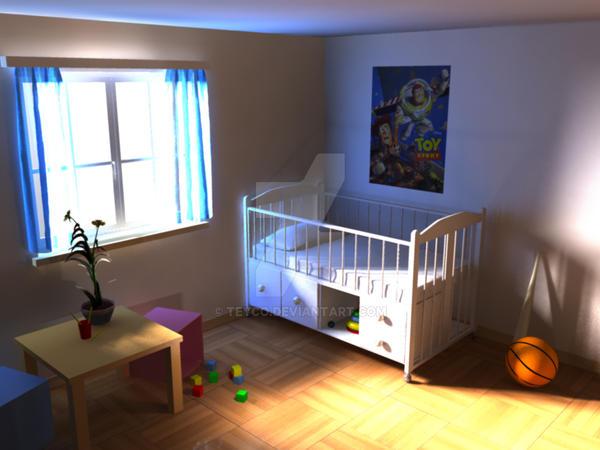 Kids-Room by Teyco